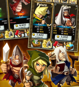 Armies of Dragons Ekran Görüntüleri - 2