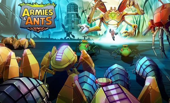 Armies & Ants Ekran Görüntüleri - 1