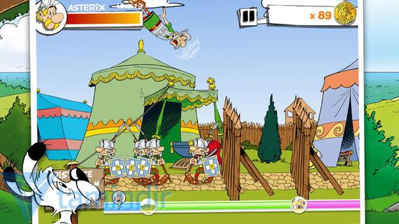Asterix Megaslap Ekran Görüntüleri - 4