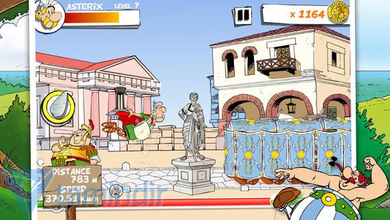 Asterix Megaslap Ekran Görüntüleri - 2