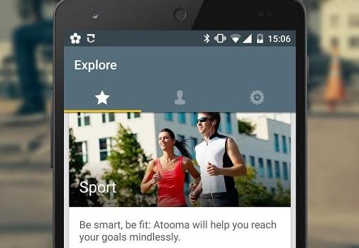 Atooma Ekran Görüntüleri - 1