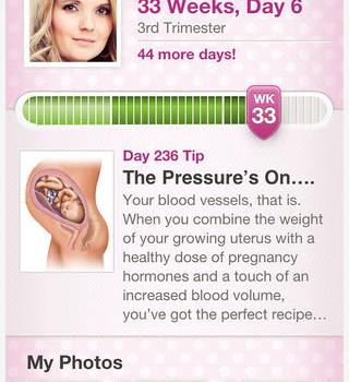 BabyBump Pregnancy Free Ekran Görüntüleri - 5