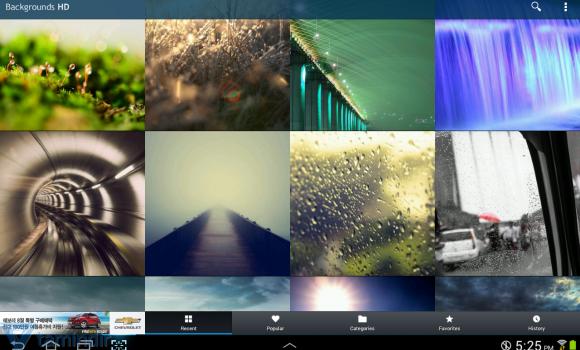 Backgrounds HD Wallpapers Ekran Görüntüleri - 5