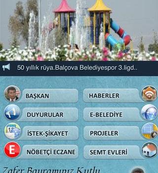 Balçova Belediyesi Ekran Görüntüleri - 5