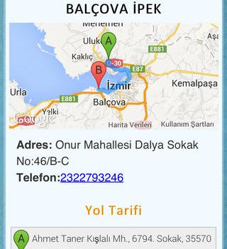 Balçova Belediyesi Ekran Görüntüleri - 2