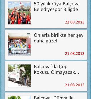 Balçova Belediyesi Ekran Görüntüleri - 1