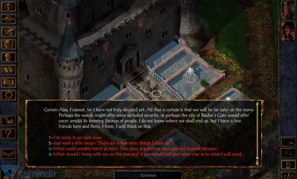 Baldur's Gate: Enhanced Edition Ekran Görüntüleri - 1