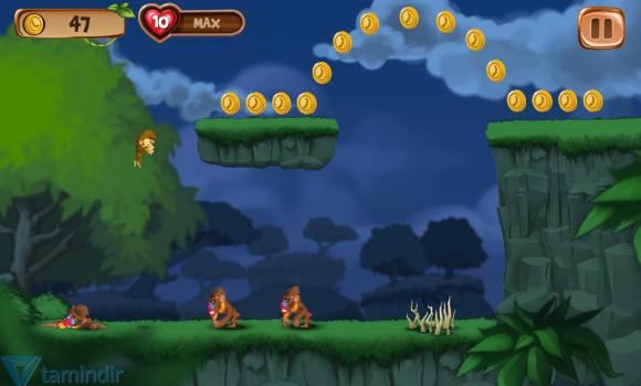 Banana Island: Monkey Run Ekran Görüntüleri - 3