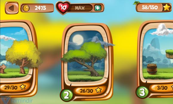 Banana Island: Monkey Run Ekran Görüntüleri - 1