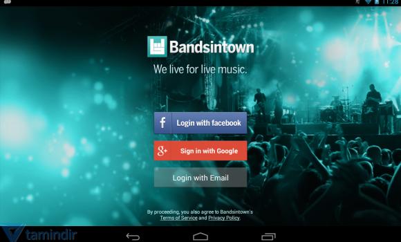 Bandsintown Concerts Ekran Görüntüleri - 5