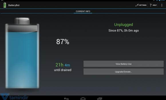 BatteryBot Ekran Görüntüleri - 3