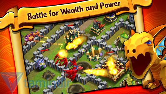 Battle Dragons Ekran Görüntüleri - 5