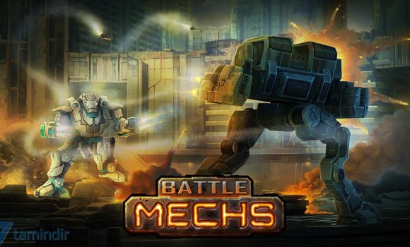 Battle Mechs Ekran Görüntüleri - 4