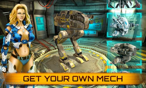 Battle Mechs Ekran Görüntüleri - 3