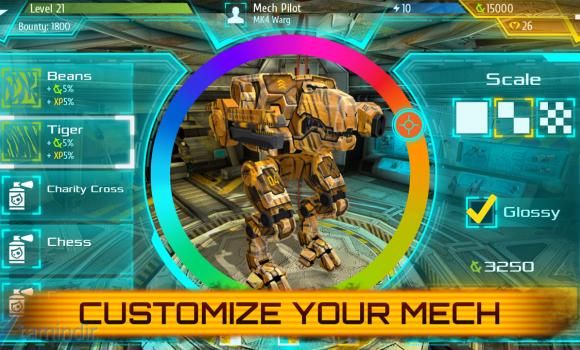 Battle Mechs Ekran Görüntüleri - 1
