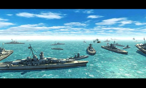 Battleship War Ekran Görüntüleri - 4