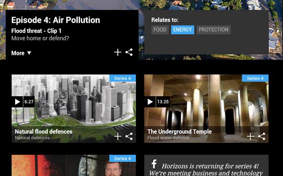BBC Horizons Ekran Görüntüleri - 3