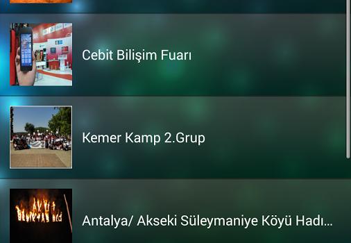 Beşiktaş Belediyesi Ekran Görüntüleri - 2