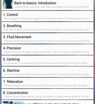 Better Body: Pilates Ekran Görüntüleri - 5