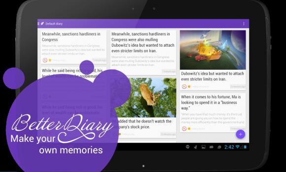Better Diary Ekran Görüntüleri - 4