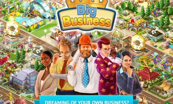 Big Business Ekran Görüntüleri - 1