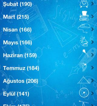 Bilim Takvimi Ekran Görüntüleri - 4