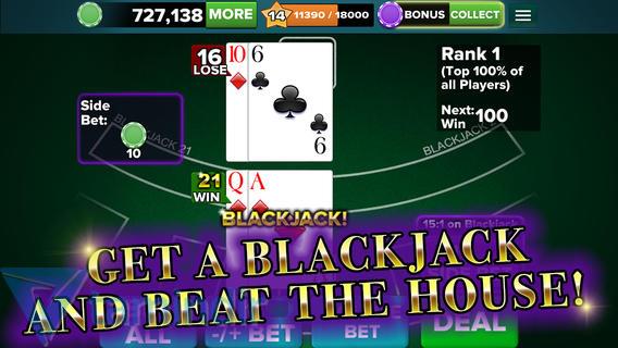 BlackJack 21 Ekran Görüntüleri - 4