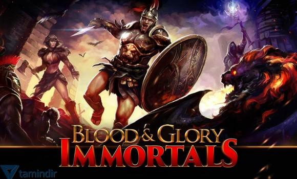 Blood & Glory: Immortals Ekran Görüntüleri - 4
