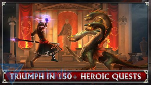 Blood & Glory: Immortals Ekran Görüntüleri - 5