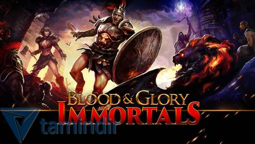 Blood & Glory: Immortals Ekran Görüntüleri - 1
