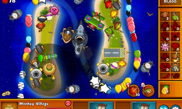 Bloons Monkey City Ekran Görüntüleri - 3