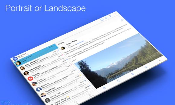 Blue Mail Ekran Görüntüleri - 4