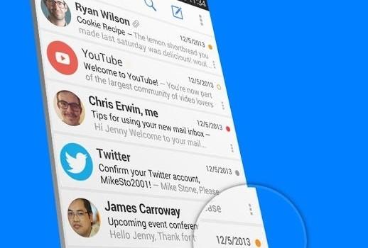 Blue Mail Ekran Görüntüleri - 3