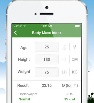 BMI Calculator Ekran Görüntüleri - 2