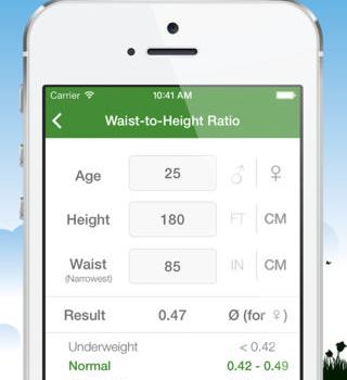 BMI Calculator Ekran Görüntüleri - 1