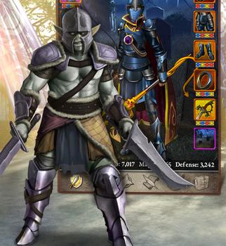 Book of Heroes Ekran Görüntüleri - 1