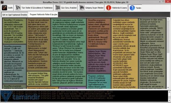 BorsaMax Ekran Görüntüleri - 1