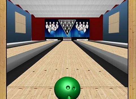 Bowling 3D Ekran Görüntüleri - 2