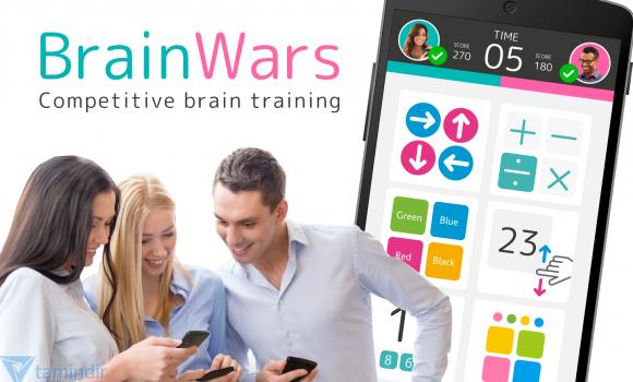 Brain Wars Ekran Görüntüleri - 1