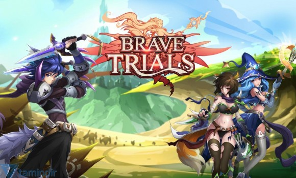 Brave Trials Ekran Görüntüleri - 4
