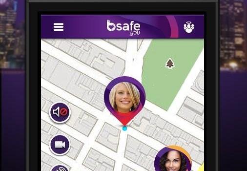 bSafe - Personal Safety App Ekran Görüntüleri - 3