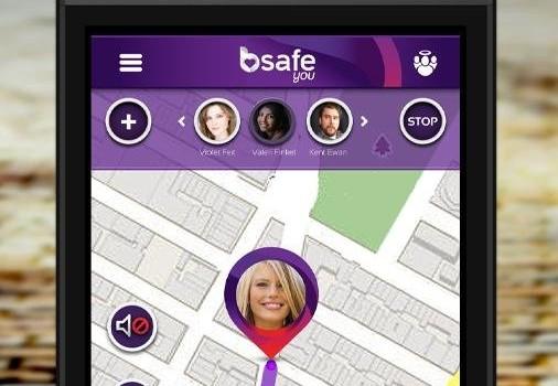 bSafe - Personal Safety App Ekran Görüntüleri - 2