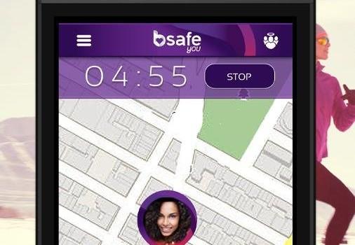 bSafe - Personal Safety App Ekran Görüntüleri - 1