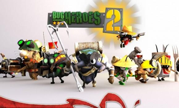 Bug Heroes 2 Ekran Görüntüleri - 5