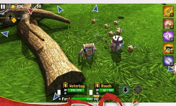 Bug Heroes 2 Ekran Görüntüleri - 4