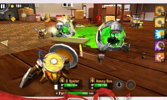 Bug Heroes 2 Ekran Görüntüleri - 3