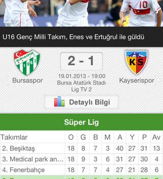 Bursaspor Ekran Görüntüleri - 5
