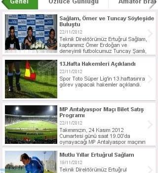 Bursaspor Ekran Görüntüleri - 3