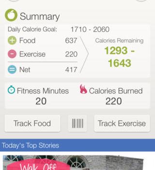 Calorie Counter - Diet Tracker Ekran Görüntüleri - 5