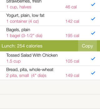Calorie Counter - Diet Tracker Ekran Görüntüleri - 4